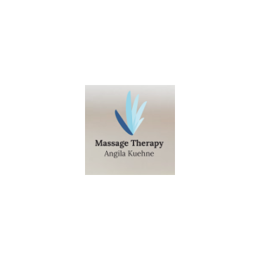 Massage Therapy by Angila Kuehne logo