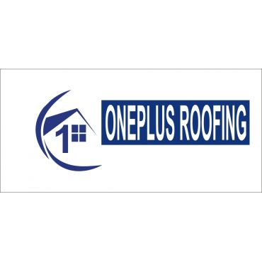 ONE PLUS ROOFING logo