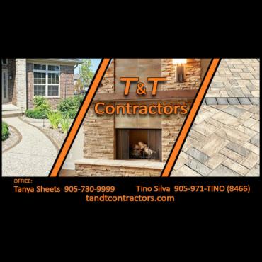 T&T Contractors logo