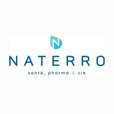 Naterro - Santé, Pharma & Cie logo