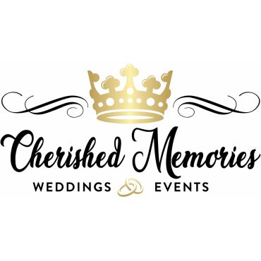 Cherished Memories Weddings and Events logo