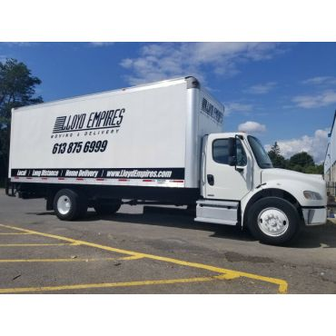 Lloyd Empires Moving and Delivery