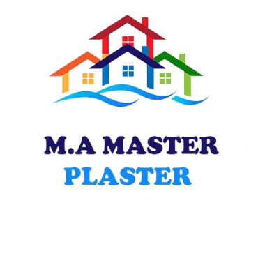 M.A Master Plaster PROFILE.logo