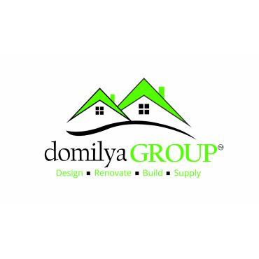 Domilya Group Design, Renovate, Build, Supply logo