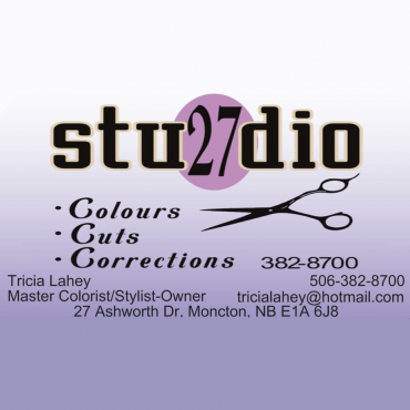 Studio 27 Hair Salon PROFILE.logo