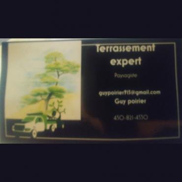 Terrassement-Expert Sainte-Sophie logo