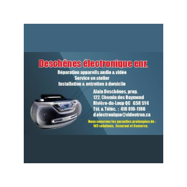 Deschenes Electronique - Reparation PROFILE.logo