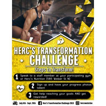 Hercs Transformation Challenge 2019