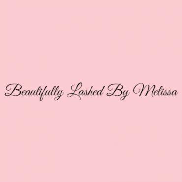 Beautifully Lashed By Melissa logo