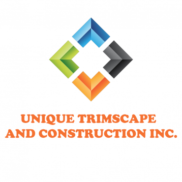 Unique Trimscape and Construction Inc. PROFILE.logo