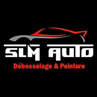 SLM AUTO INC Débosselage & Peinture logo
