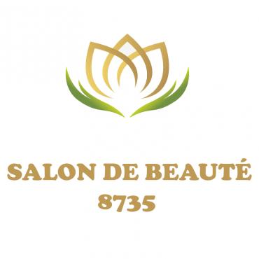 Salon de Beauté 8735 logo
