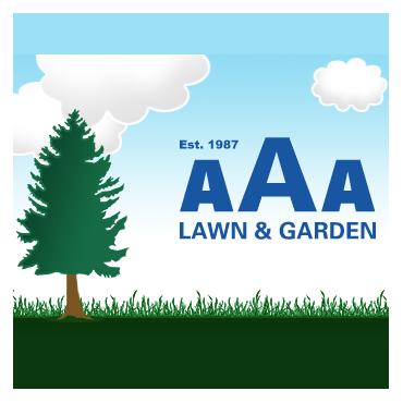 AAA Lawn & Garden logo