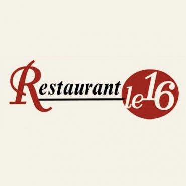 Restaurant Le 16 logo