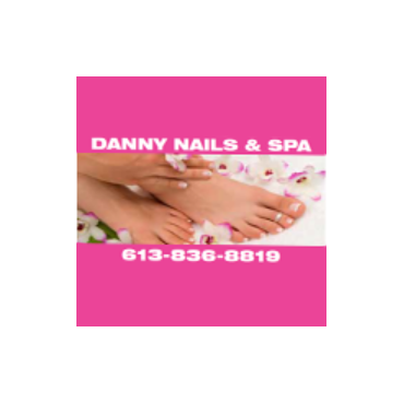 Danny Nails & Spa PROFILE.logo