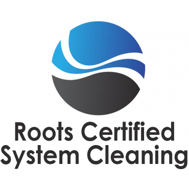 Roots Certified System Cleaning logo