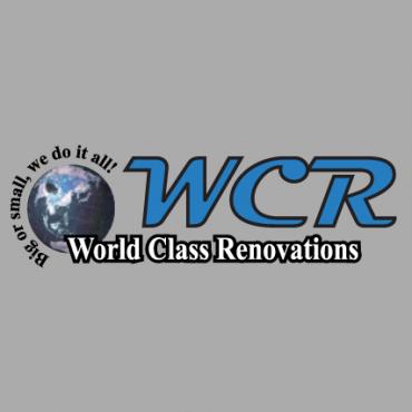 World Class Renovations logo