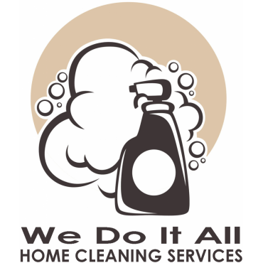 We Do It All Home Cleaning Services logo