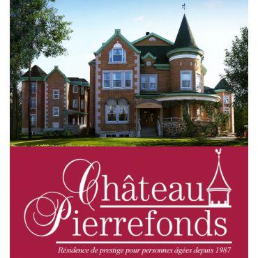Chateau Pierrefonds logo