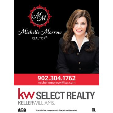 Michelle Morrow REALTOR® Keller Williams Select Realty PROFILE.logo