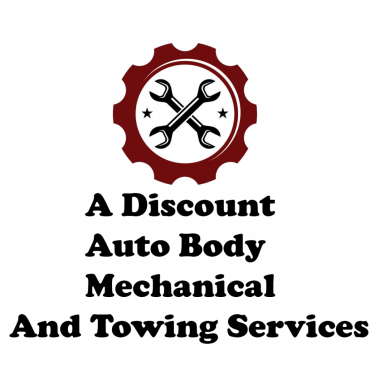 A discount auto body mechanical and towing services PROFILE.logo