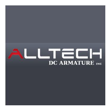 DC Armature - Alltech logo
