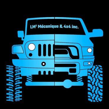 LM ² Mécanique 4X4 Inc logo
