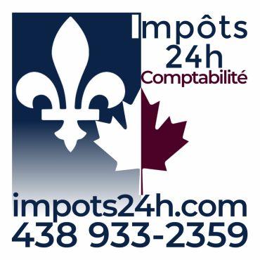 Impôts 24h Comptabilité PROFILE.logo