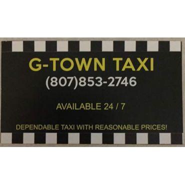 G-Town Taxi PROFILE.logo