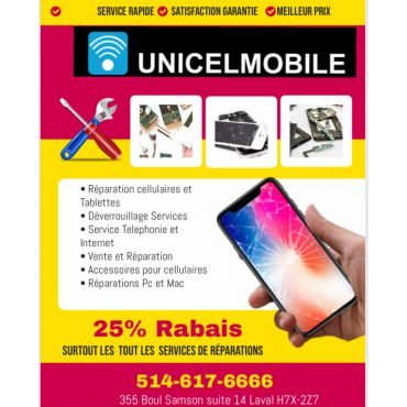 Unicel Mobile logo