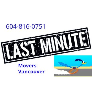 Last Minute Moving Services