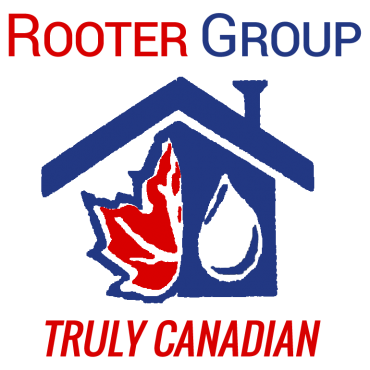 Rooter Group Inc. - Can't Flush? We Rush! logo