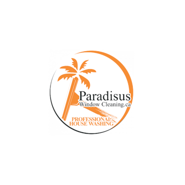 Paradisus Window Cleaning & House Washing Services Ltd. logo