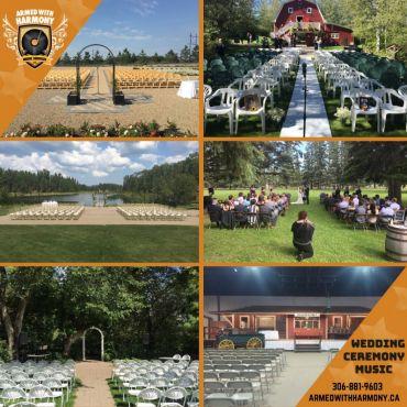 Saskatoon Wedding DJ - Ceremony Music