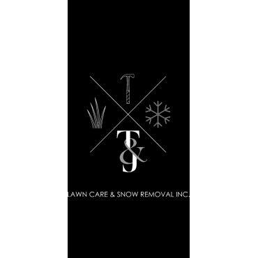 T&J's Lawn Care & Snow Removal logo