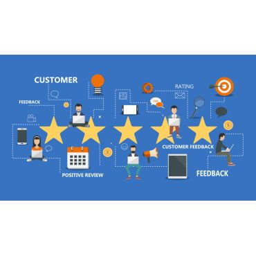 Feedback and Reviews Build Trust