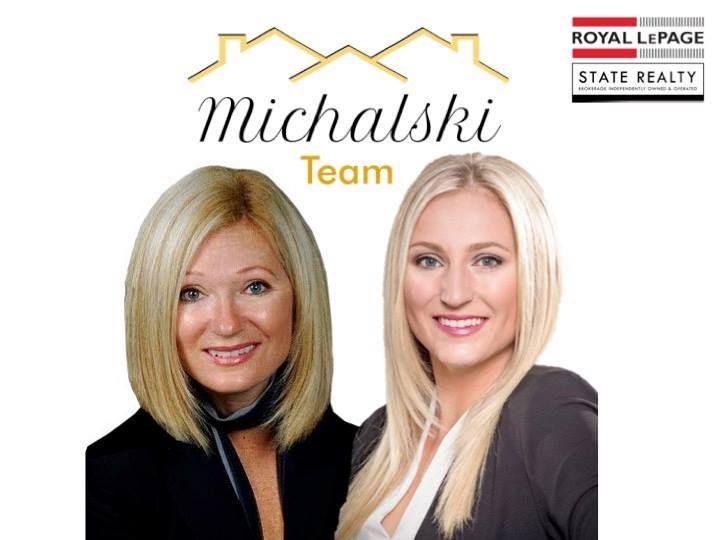 Lela Michalski / Natalie Michalski - Royal LePage State Realty