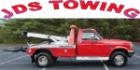 JDS TOWING logo