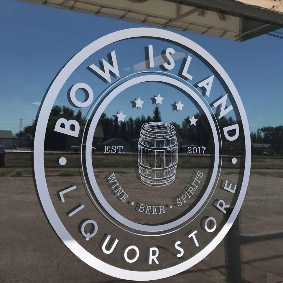 Bow Island Liquor Store