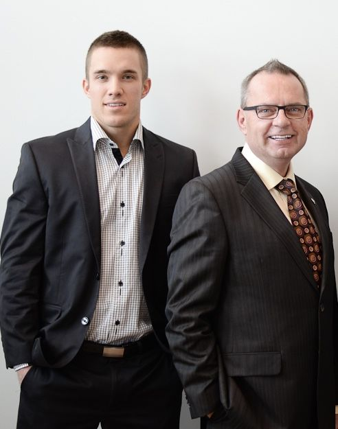 Ryan Tomyn and Bill Spezowka - RE/MAX North Country