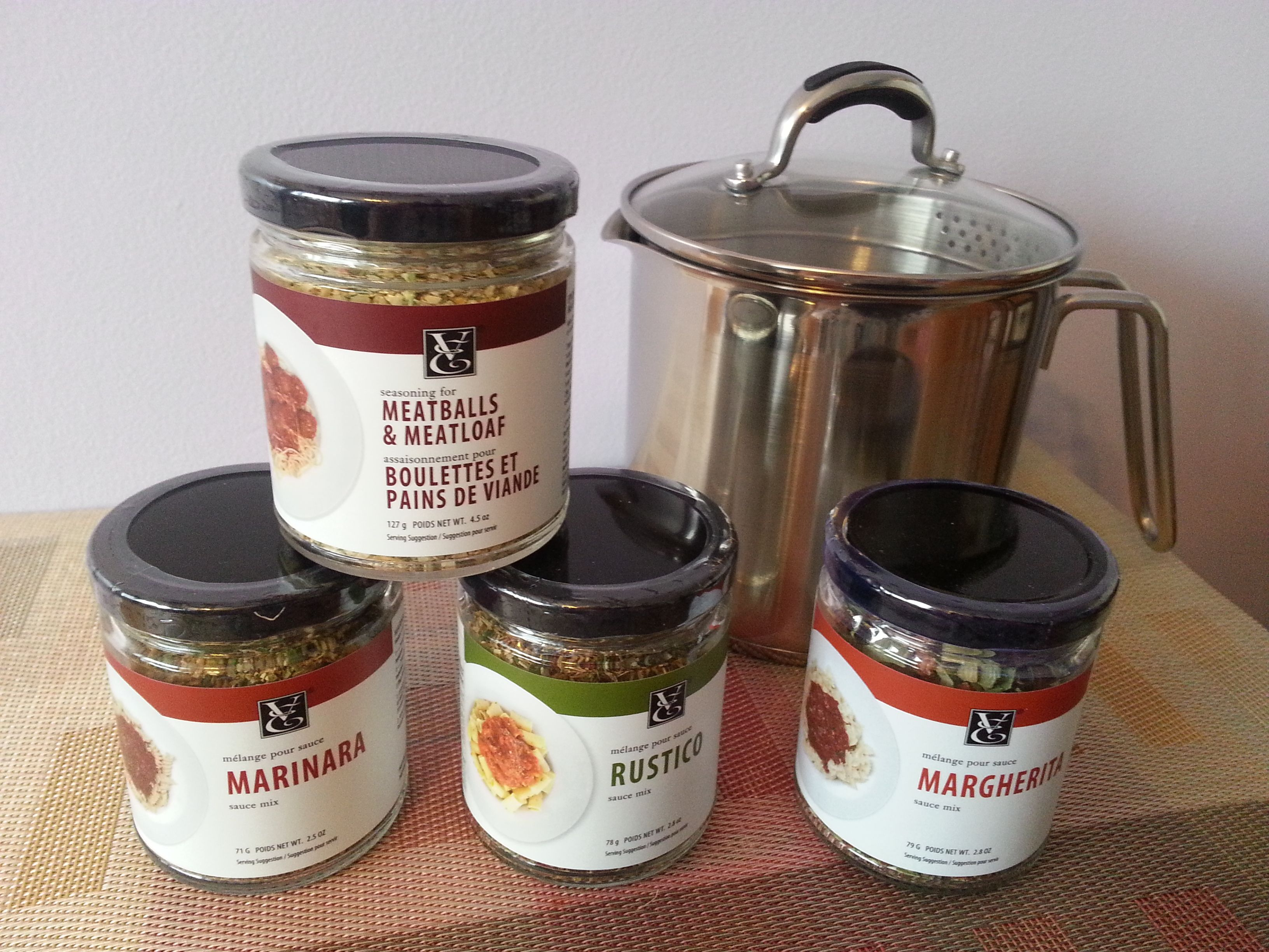 Epicure selections maisie independent consultant in - Up cheque gourmet ...
