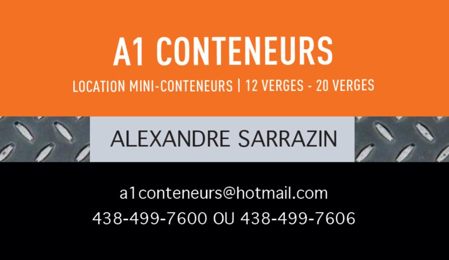 A1 Conteneurs