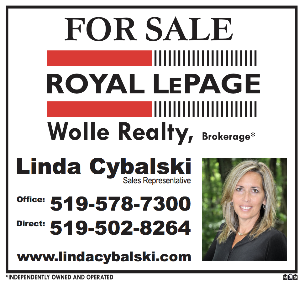 Linda Cybalski - Royal LePage Wolle Realty