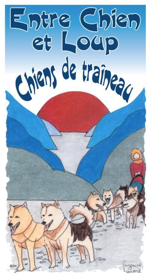 Entre Chien et Loup - Chiens de traîneau - La Grangette