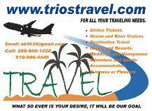 www.TriosTravel.com