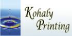 Kohaly Printing & Krisp Bindery logo