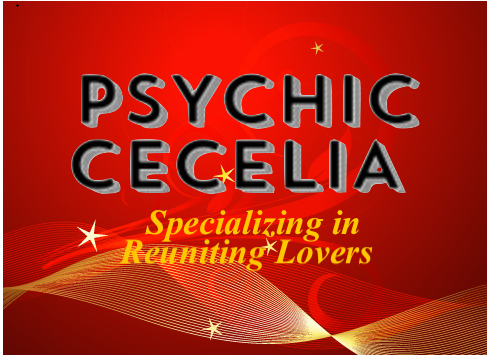 Psychic Readings By Cecelia