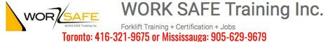 Work Safe Training Inc.