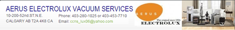 CCNS Sales & Service Ltd. o/a Aerus Electrolux Vacuum Services Calgary