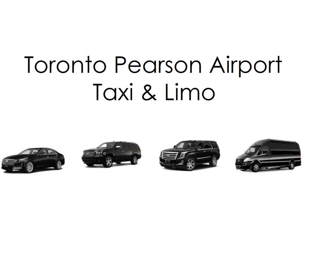 Toronto Pearson Airport Taxi